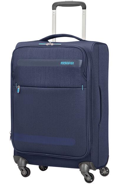 Herolite Expanderbar resväska med 4 hjul 55cm