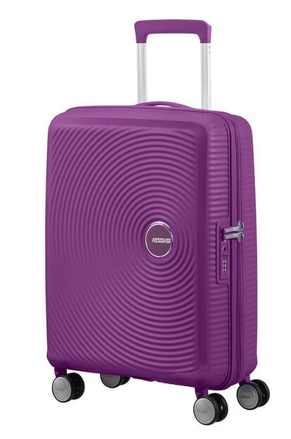 Soundbox Expanderbar resväska med 4 hjul 55cm