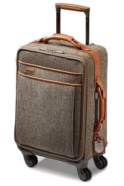 Tweed Belting Business Resväska med 4 hjul 55cm