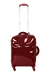 Lipault Plume Vinyle Resväska med 4 hjul 55cm Ruby