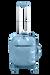Lipault Plume Vinyle Resväska med 4 hjul 55cm Steel Blue