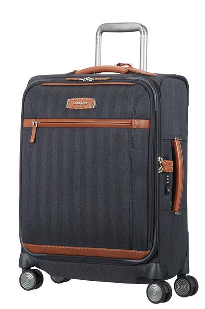Lite DLX Expanderbar resväska med 4 hjul 55cm