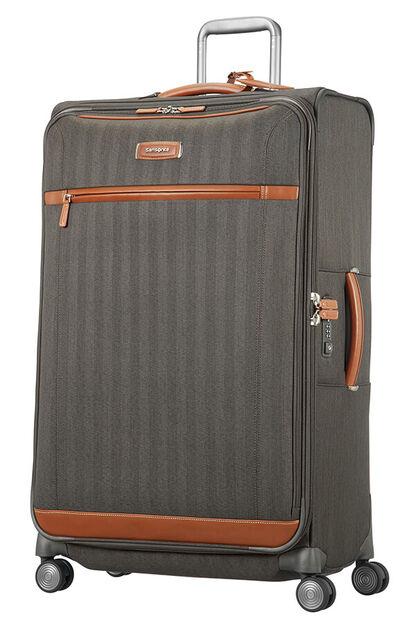 Lite DLX Expanderbar resväska med 4 hjul 79cm