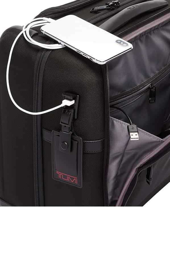 Tumi Alpha 3 Resväska med 4 hjul 40.5cm Black   Rolling Luggage